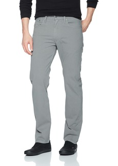 Levi's Men's 502 Regular Taper Fit Pant Steel Grey-Warp Stretch