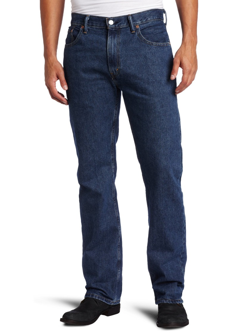 Levi's Men's 505 Regular Fit Jean  36x32