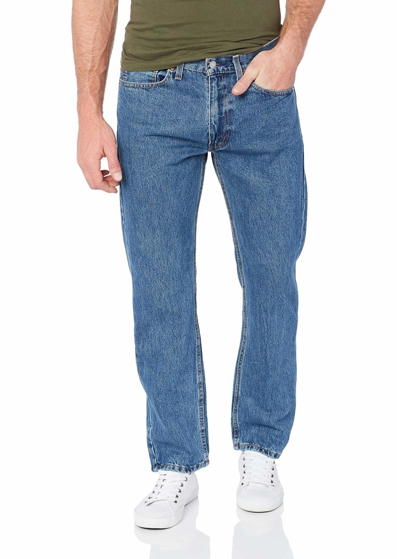 Levi's Men's 505 Regular Fit-Jeans  36x29