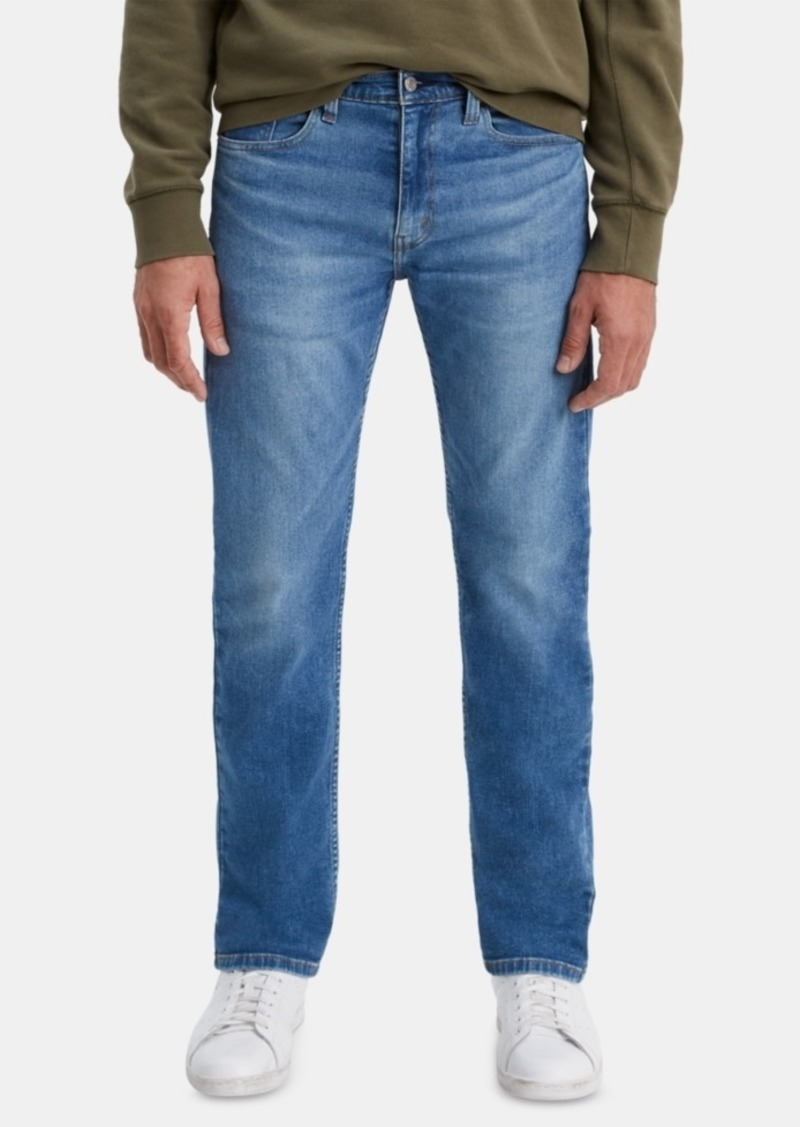 Levi's Men's 505 Regular Fit Advanced Stretch Jeans