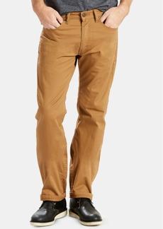 Levi's Men's 505 Regular Fit Straight Jeans