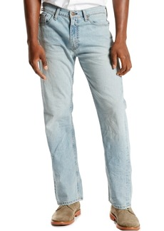 Levi's Men's 505 Regular Fit Straight Jeans