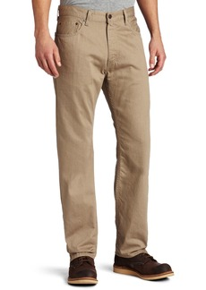 Levi's Men's 505 Regular Fit Twill Pant  36x32