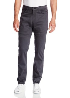 Levi's Men's 508 Regular Taper Fit-Line 8 Jean Grey/Black 28x30
