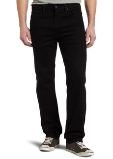Levi's Men's 508 Regular Tapered Jean Black 32x30