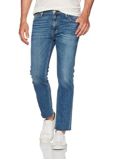 Levi's Men's 511 Ripped Slim Fit Cut Off Jean Demic-Stretch 31 32