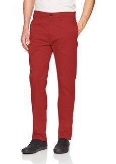 Levi's Men's 511 Slim Chino Pant Rally red/Cruz Twill/Stretch