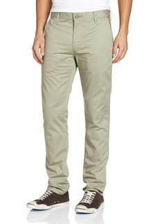 Levi's Men's 511 Slim Fit Hybrid Twill Trouser Pant Atomic Grey Twill 34x34