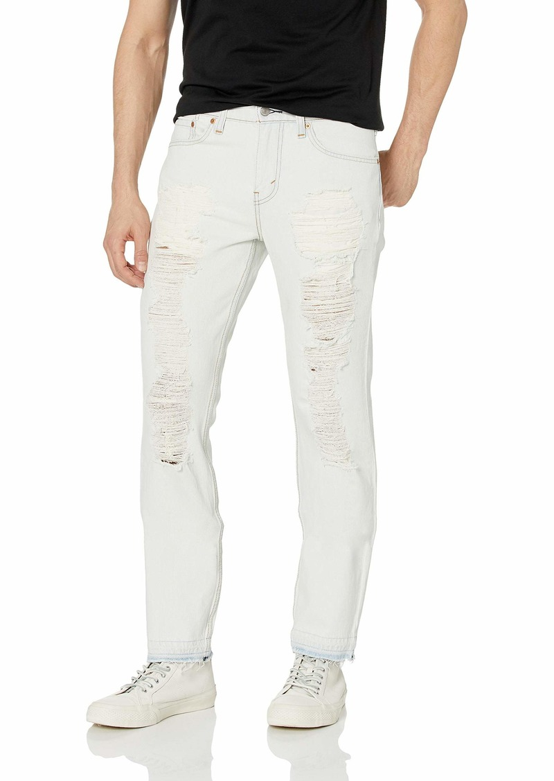 Levi's Men's 511 Slim Fit Jean Finely Shred/warp Stretch