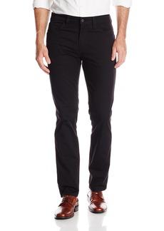 Levi's Men's 511 Slim Fit Line 8 Twill Pant Sleek Black 29x30
