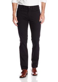 Levi's Men's 511 Slim Fit Line 8 Twill Pant Sleek Black 30x30