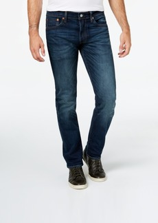 Levi's 511 Slim Fit Selvedge Warp Stretch Jeans