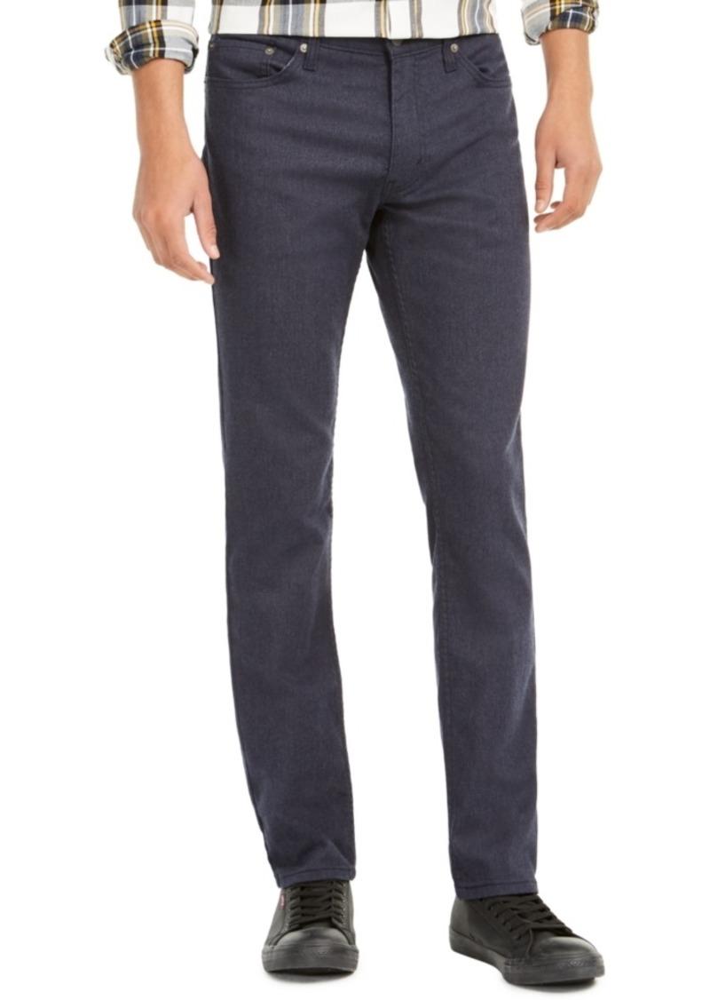 Levi's Levis Men's 511 Slim-Fit Stretch Flannel Jeans