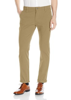 Levi's Men's 511 Slim Fit Trouser Commuter Pant Harvest Gold Twill-Stretch 38 34
