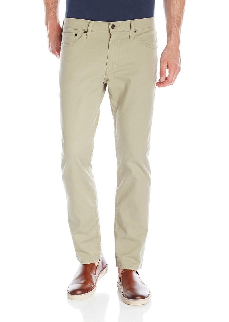 8eb0cbc3 Levi's Levi's Men's 511 Slim Fit Twill Pants True Chino 36x30 Now $32.44