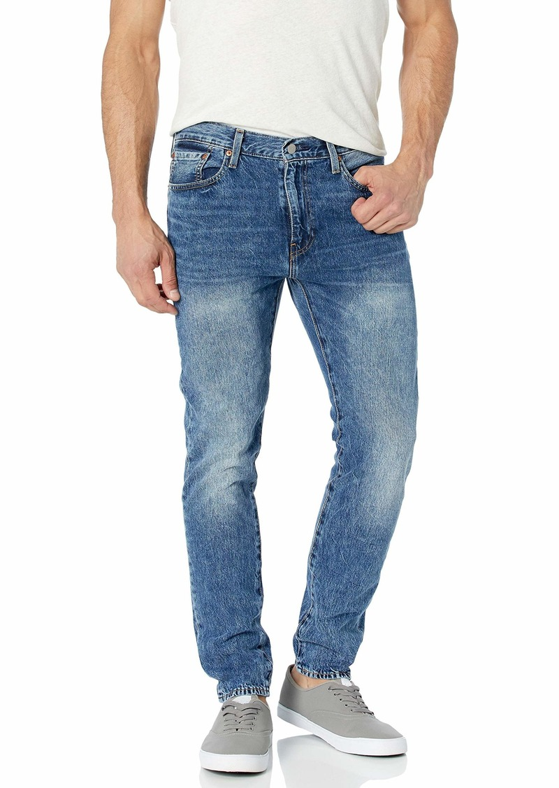 Levi's Men's 512 Slim Taper Fit-Jeans Dewdrops - warp Stretch