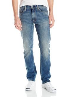 Levi's Men's 513 Slim Straight Jean Emgee-Stretch 36 30