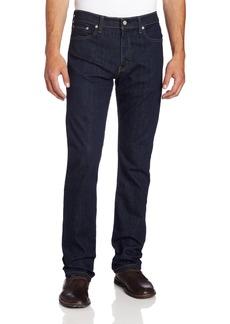 Levi's Men's 513 Stretch Slim Straight Jean Bastion 36x32