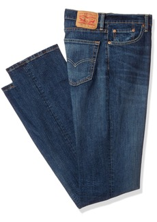 Levi's Men's 514 Big & Tall Straight Fit Jean Birdman-Stretch 58 32