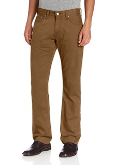 Levi's Men's 514 Straight Fit Soft Washed Twill Pant Caraway 34Wx30L