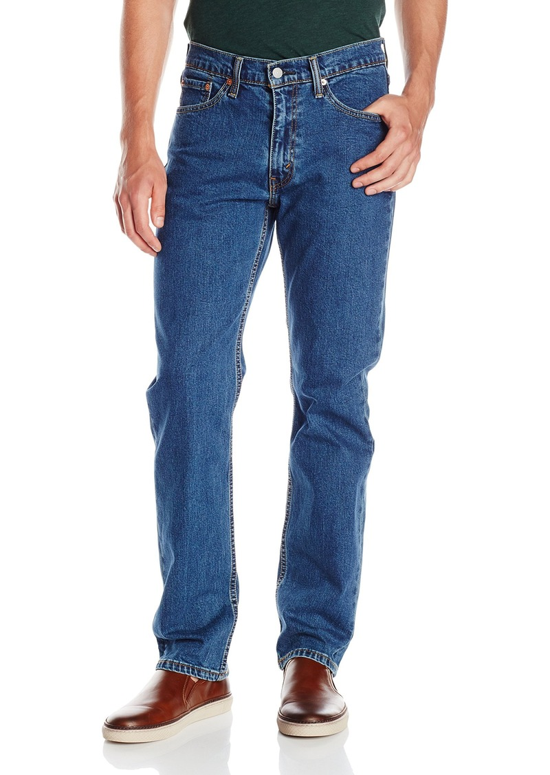 promotion pretty and colorful how to buy Levi's Levi's Men's 514 Straight Fit Stretch Jeans - 29W x 30L - Stonewash  Stretch