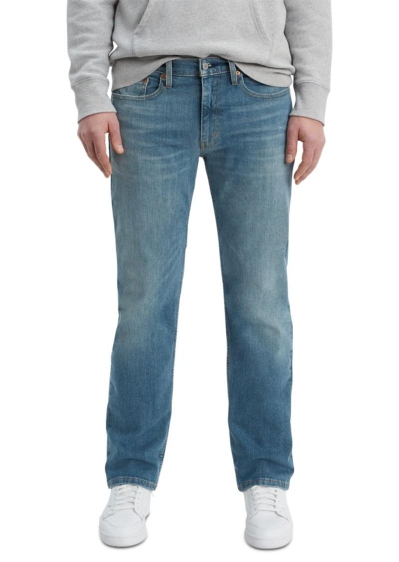 Levi's Levis Men's 514 Straight-Fit Stretch Jeans
