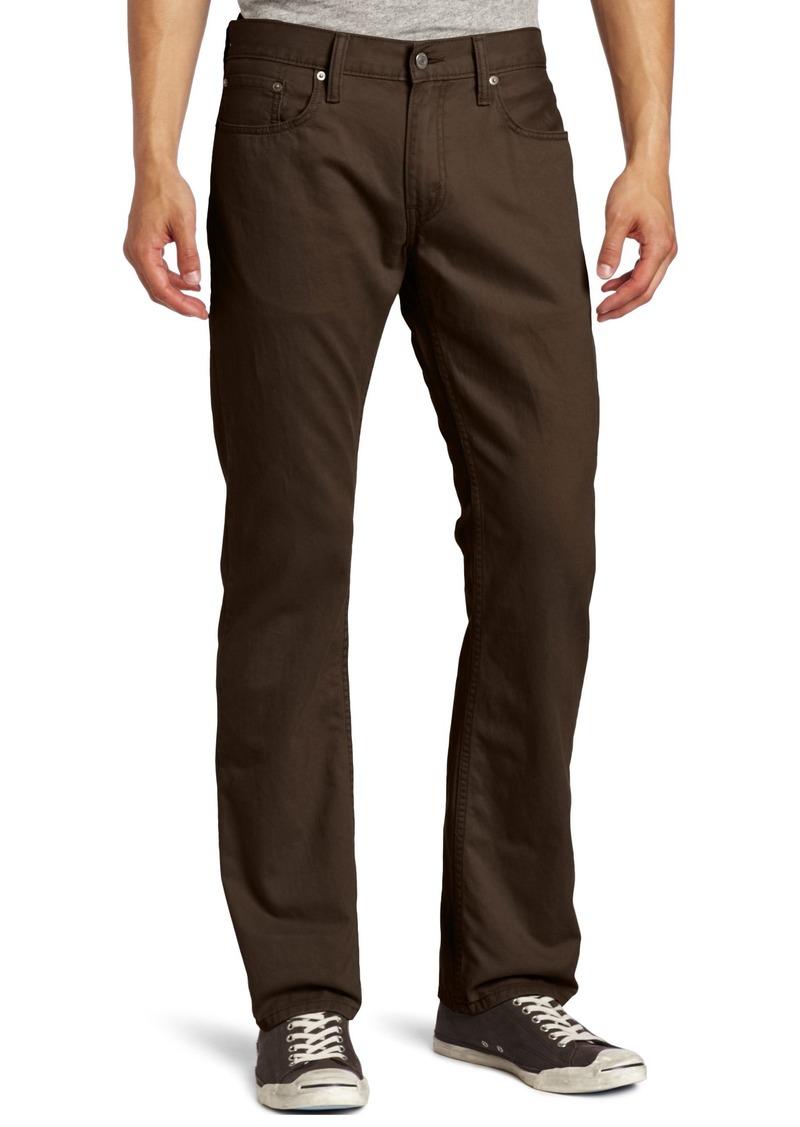 Levi's Men's 514  Straight Leg Twill Pant Soil 31x30