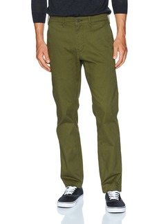 Levi's Men's 541 Athletic Fit Chino Pant Foxtrot Green-Stretch Dobby