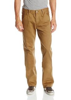 Levi's Men's 569 Loose Straight Leg Carpenter Pant Cougar Slub Twill 29x30