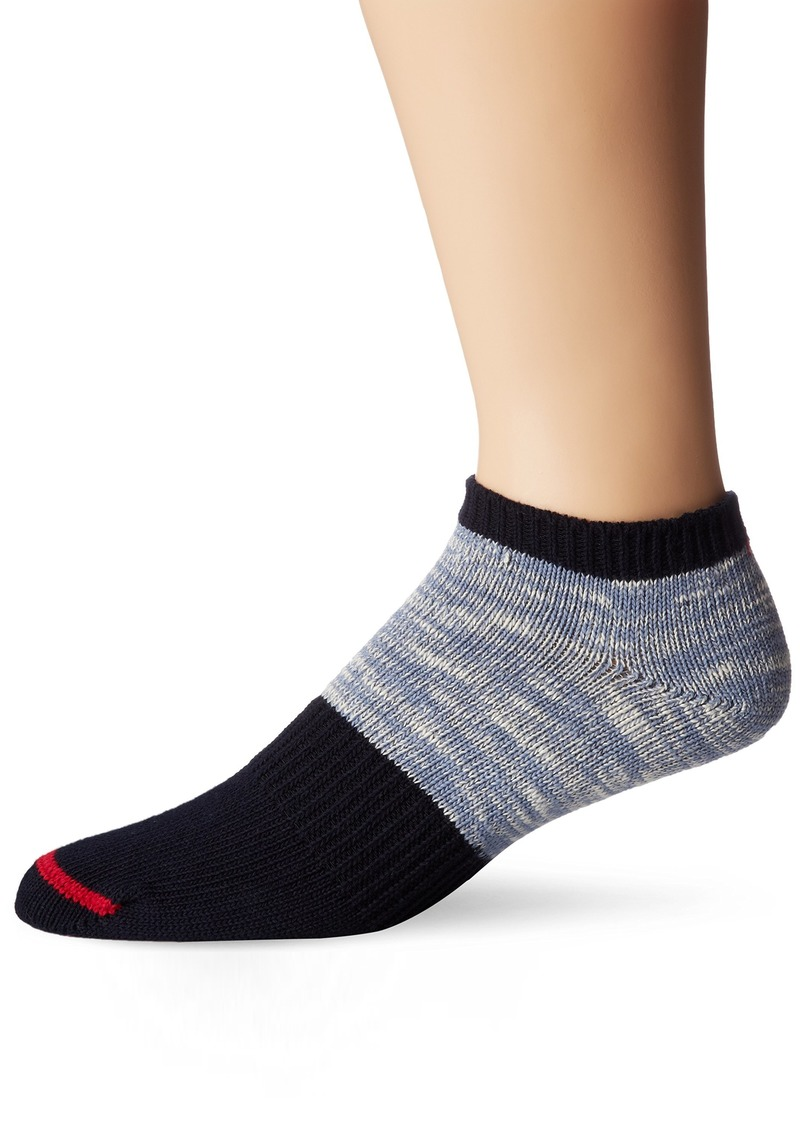 Levi's Men's 84 Colorblock Low Cut Sock