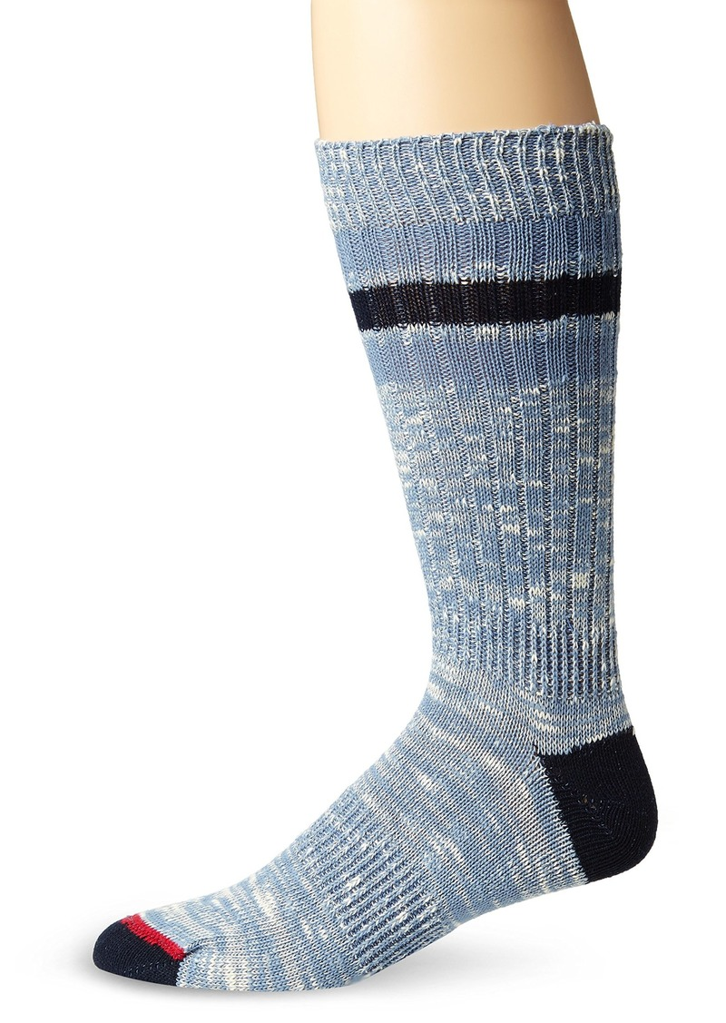 Levi's Men's 84 Triple Stripe Crew Sock