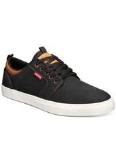 Levi's Men's Alpine Waxed Sneakers Men's Shoes