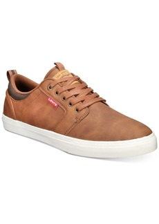 Levi's Men's Alpine Waxed Sneakers Men's Shoes