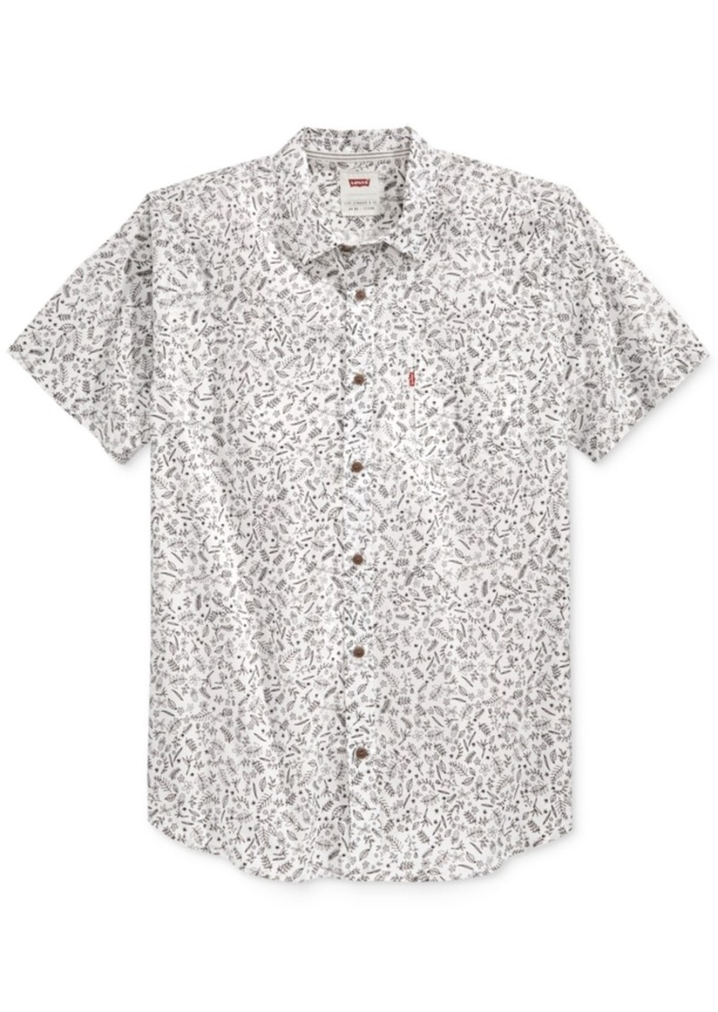 Levi's Men's Ananke Button-Front Shirt