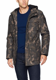 Levi's Men's Arctic Cloth Sherpa Lined Field Parka Jacket