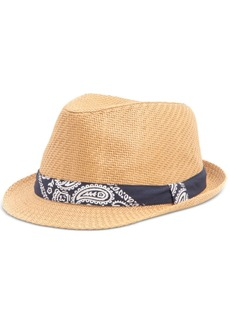 Levi's Men's Bandana-Band Fedora
