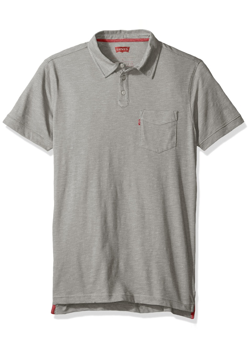 Levi's Men's Baney Slub Jersey Polo