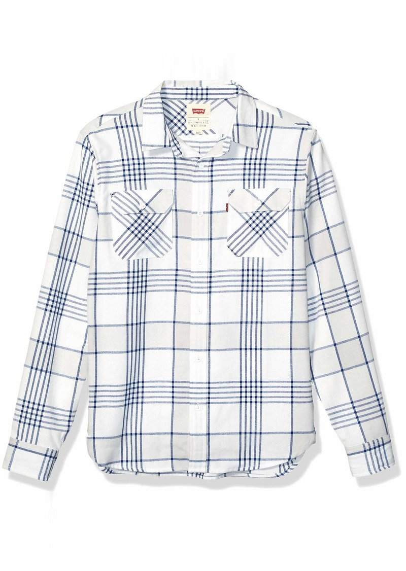 Levi's Men's Becks Long Sleeve Flannel