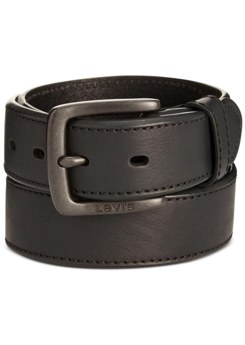 Levi's Men's Beveled-Edge Belt