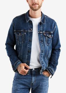 Levi's Men's Big & Tall Denim Trucker Jacket