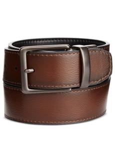 Levi's Men's Big & Tall Reversible Stitched Belt
