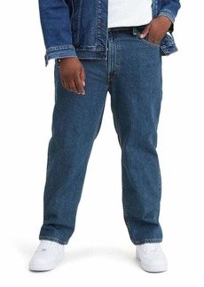 Levi's Men's Big and Tall 550 Relaxed Fit Jean dark stonewash
