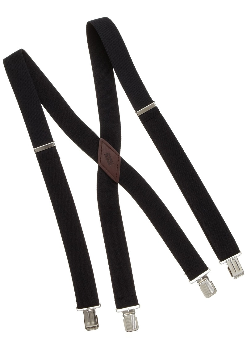Levi's Men's Big And Tall Cotton Terry Suspender