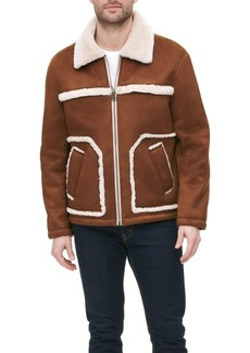 Levi's Men's Faux Shearling Ranchers Jacket, Created for Macy's