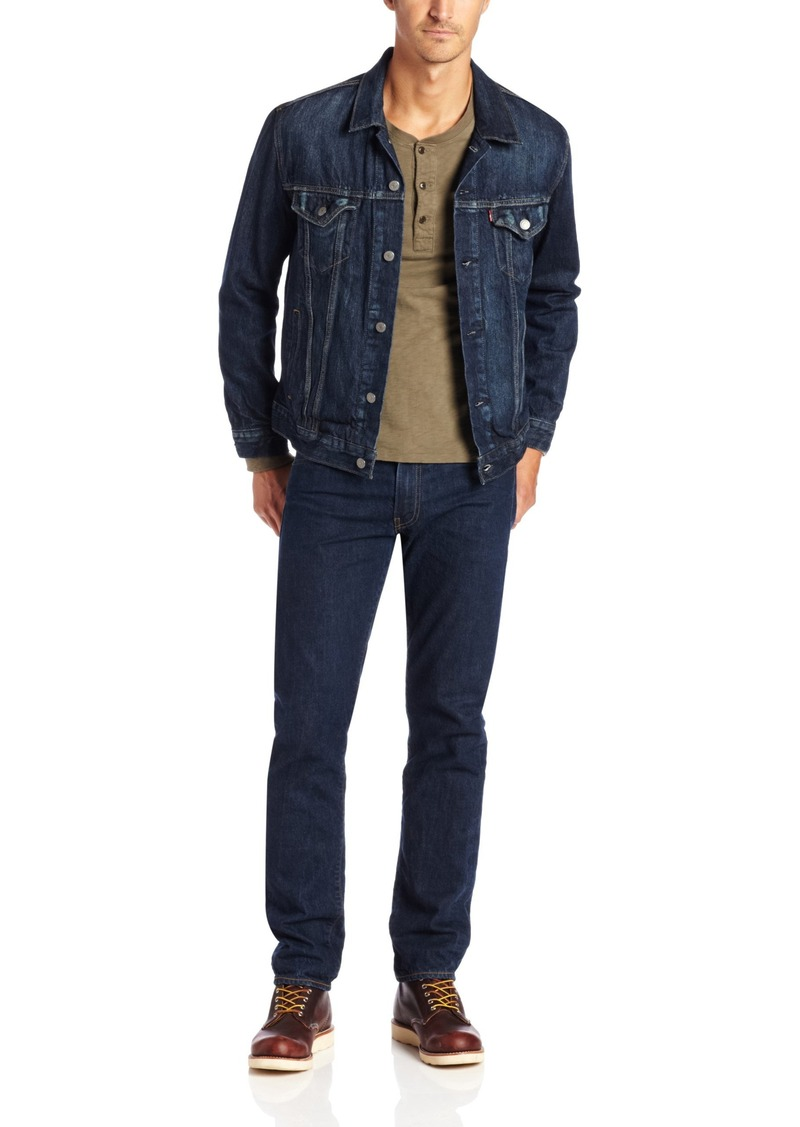 Levi's Men's Big-Tall Relaxed Fit Jacket  5X-Large