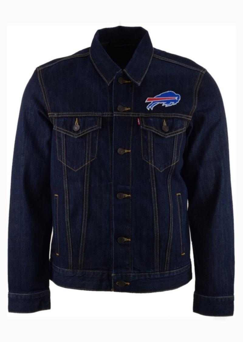 Levi's Men's Buffalo Bills Trucker Jacket