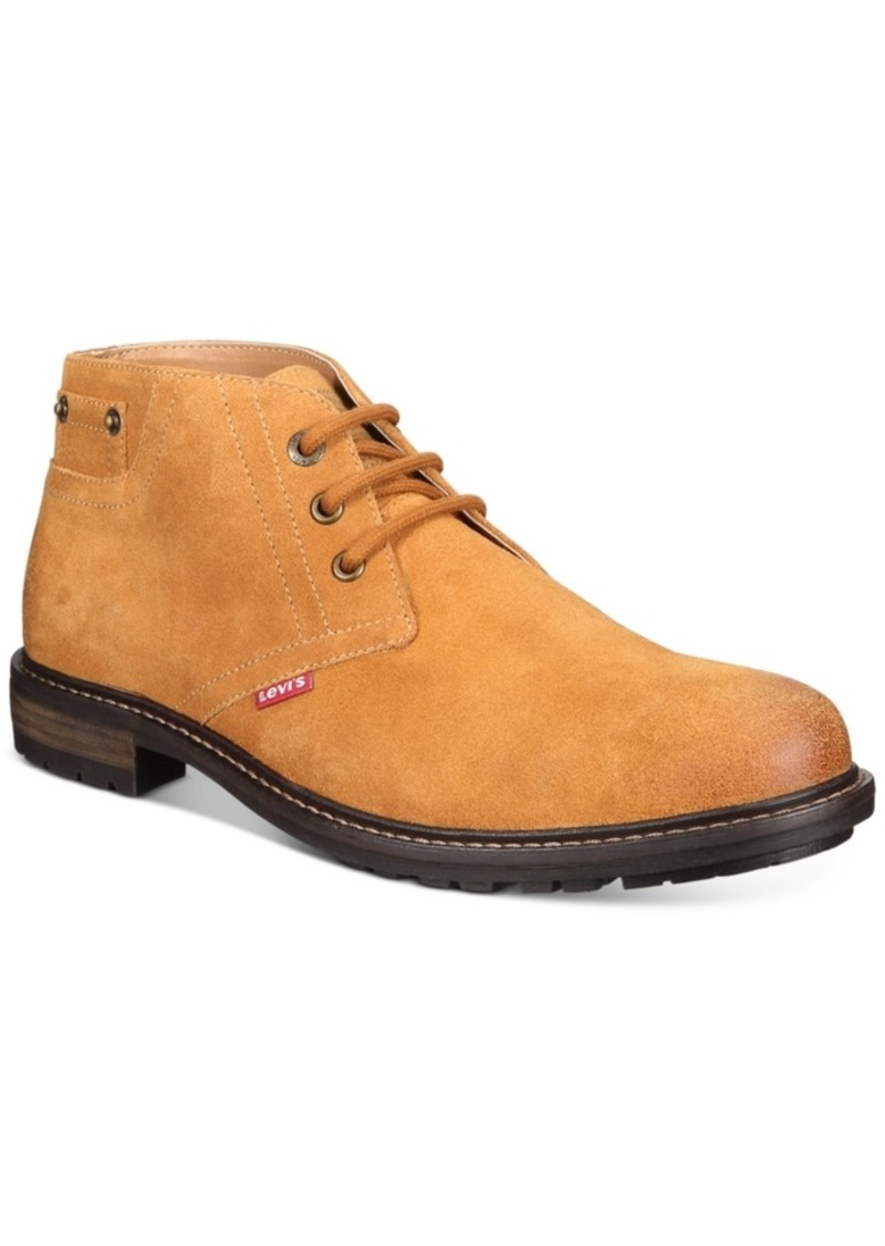 Levi's Men's Cambridge Suede Casual Boots Men's Shoes