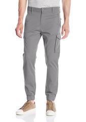 Levi's Men's Cargo Jogger Pant Steel Gray Twill