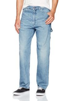 Levi's Men's Carpenter Pant-Loose Fit Clif-Stretch 38 30