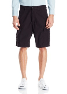 Levi's Men's Carrier Cargo Short Black/Ripstop